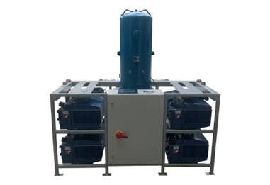 4 Pump System Control Side
